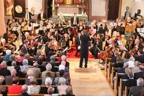 Bild: Fr�hjahrskonzert des Orchestervereins collegium musicum