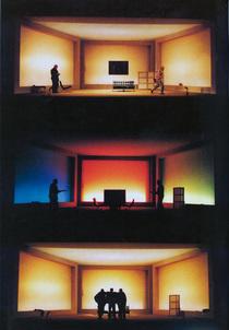 Bild: Kunst - Mit Luc Feit,  Leonard Lansink, Heinrich Schafmeister