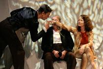 Bild: Die Legende vom Heiligen Trinker - Theater Wahlverwandte
