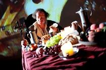 Bild: Martinus Luther - Schauspiel von John von D�ffel mit Live-Musik