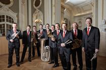 Bild: German Brass - Meisterkonzert W�rzburg