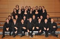 Bild: Urauff�hrung - Raum-Klang- Get�mmel - Collegium Vocale Hannover, Leitung: Florian Lohmann