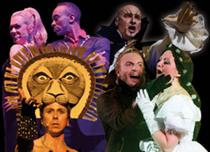 Bild: Die Nacht der Musicals - Cats, Phantom der Oper, Evita u.v.m