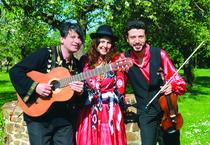 Bild: Zigeunermusik aus Russland