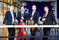 Bild: Nodelman Quartett & Maria Kliegel