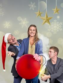 Bild: Der Zweck heiligt den Abend - Kabarett Distel - Kabarett zur Weihnachtszeit