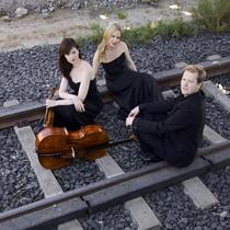 Bild: Trio Enescu - 1. Kammerkonzert der Mozart-Gesellschaft Wiesbaden