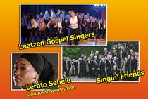 Bild: Come let us sing - Benefiz Gospel Konzert