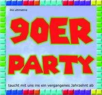 Bild: Die ultimative 90er Party - taucht mit uns in ein vergangenes Jahrzehnt ab