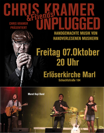 Bild: Chris Kramer & Friends Unplugged OKTOBER