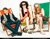 """Bild: Lisa Wahlandt: Die Drei Damen - CD-Release """"Tr�um weiter"""""""