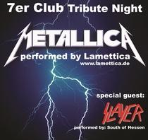Bild: Lamettica - Metallica Tribute - Special guest: South of Hessen (Slayer Tribute)