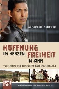 Bild: Zekarias Kebraeb: Hoffnung im Herzen, Freiheit im Sinn