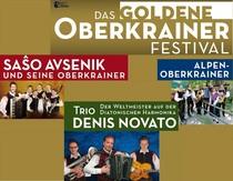 Bild: Das Goldene Oberkrainer Festival - mit Saso Avsenik