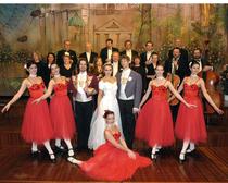 Bild: Die Mitglieder des Gala Sinfonie Orchester Prag präsentieren: Die große Johann Strauß Gala - Unsterblichen Arien und Duette der Strauß Familie