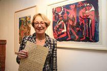 Bild: Dr. Helga Schoen - Meine liebe gute Hanna...