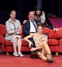 Bild: Der letzte der feurigen Liebhaber - Kom�die von Neil Simon mit Martin Lindow u.a.