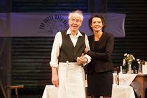 Bild: CHUZPE - Schauspiel von Lily Brett mit Ulrike Folkerts, Joachim Bliese u.a.