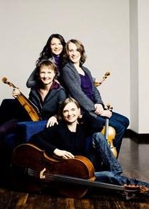 Bild: Klenke Quartett / Harald Schoneweg (Viola)