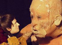Bild: Frankenstein . . . - Silvester - mit Sekt