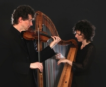 Bild: Leutkircher Klassik: Johanna Seitz & Christoph Mayer