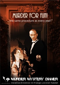 Bild: Murder Mystery Dinner - Murder For Fun... the same procedure as every year - Interaktives Krimidinner mit 4 G�ngen und einem Todesfall