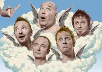 Bild: füenf Comedy A Capella - 5 Engel für Charlie