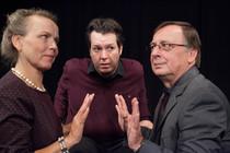 Bild: Die Wunder�bung - Kom�die von Daniel Glattauer - Premiere