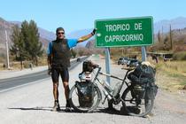 """Bild: Multivisionsshow """"Alaska nach Feuerland"""" - 41.000 km mit dem Fahrrad durch Amerika"""