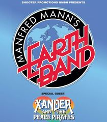 Bild: MANFRED MANN�s EARTH BAND - Special Guest: Xander and the Peace Pirates