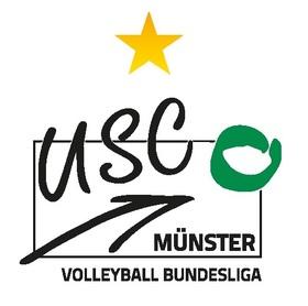 Bild: VC Wiesbaden - USC M�nster
