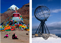 Bild: Kombiticket Norwegen - Tibet - Live-Multivisions-Show von und mit Andreas Huber