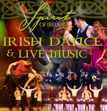 Bild: The Spirit Of Ireland - Irish Dance Show & Live Music