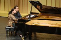 Bild: Klavierduo - Aglika Genova & Liuben Dimitrov