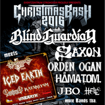 Bild: Christmas Bash 2016 - Festival Ticket 2 Tage