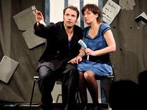 """Bild: """"SCH�NER SCHEITERN MIT RINGELNATZ"""" - Ein Theaterabend mit Musik"""