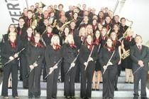 """Bild: Neujahrskonzert mit dem """"Symphonischen Orchester"""" der Moosalbtaler Blasmusik"""