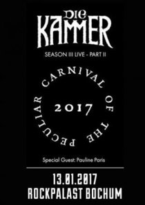 Bild: Die Kammer & Special Guest - Carnival Of The Peculiar