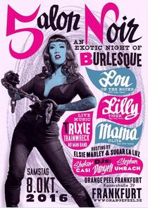 Bild: Salon Noir - an Exotic Night of Burlesque