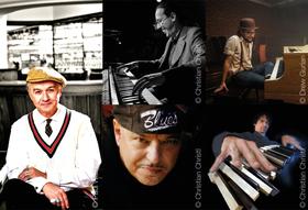 Bild: Pianissimo - Boogie, Blues, Rag, Stride, Barrelhouse, New Orleans