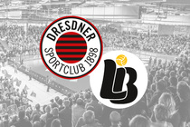 Bild: Dresdner SC - Ladies In Black Aachen