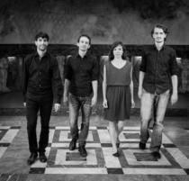 Bild: Seba Kaapstad & Julia Ehninger Quartett - Urban/Soul/Jazz & Modern German Vocal Jazz