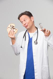 Bild: Dr. Carsten Lekutat - Wie Kekse Ihr Leben retten k�nnen!