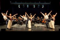Bild: Neujahrskonzert - mit dem Orchester des Sorbischen National-Ensembles