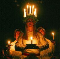 Bild: ADVENTSMATINEE - Schwedische Lucia - Swensk Ton