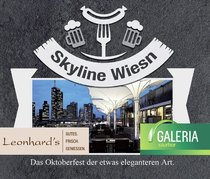 Bild: Skyline Wiesn - by Kitchen Party
