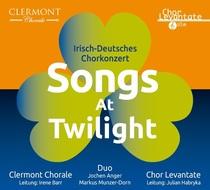 """Bild: Songs At Twilight - Irisch-Deutsches Chorkonzert - Chor Levantate und """"Clermont Chorale"""" aus Irland"""
