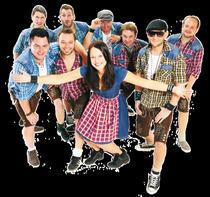 """Bild: Dirndl Rock Party mit den """"Dirndlknacker"""" - Volkst�mliche Rockmusik"""