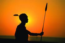 """Bild: """"Tief in Afrika"""" von Hartmut Fiebig - pr�sentiert vom PLANETVIEW-Team mit Andreas Pr�ve"""