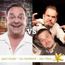 Bild: Deutsche Kabarettmeisterschaft 2016/17 - 7. Spieltag - Don Clarke gegen Hengstmann Br�der